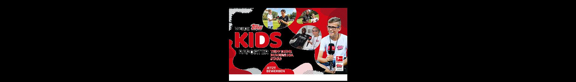 Topps Kids Reporter 2019 geht in den Endspurt