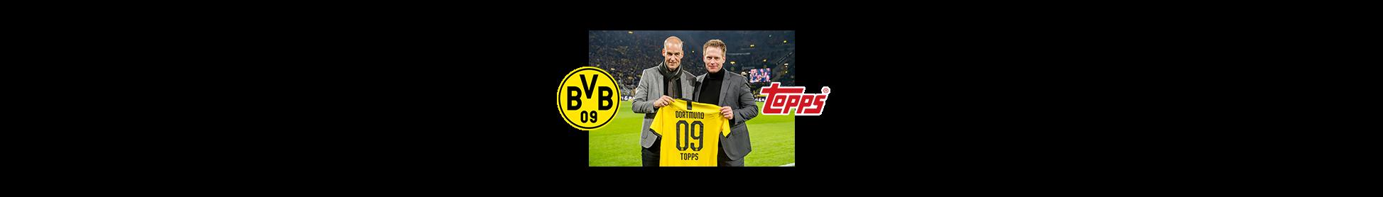 Topps wird Partner des BVB und der BVB Sommer Tour 2020
